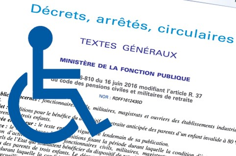 Depart Anticipe Pour Les Parents D Un Enfant Handicape