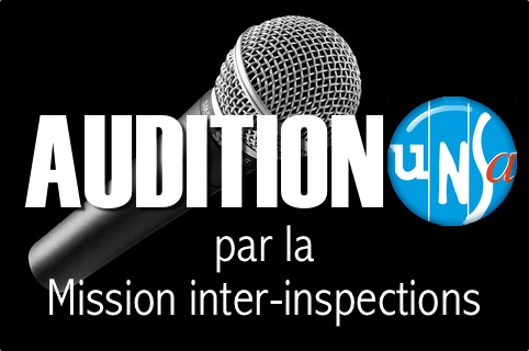 audition unsa