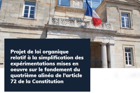 Projet de loi simplification